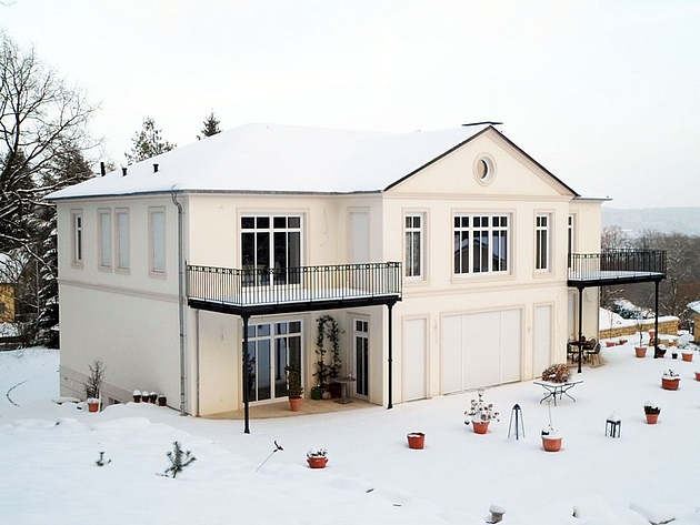 Architekt Luxemburg villa in luxemburg architekten hoffmann becker und weyand